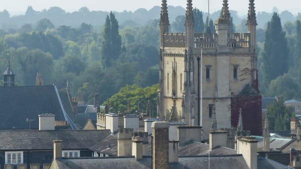 How should Cambridge protect its heritage?