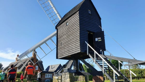 Project to Save Bourn Windmill