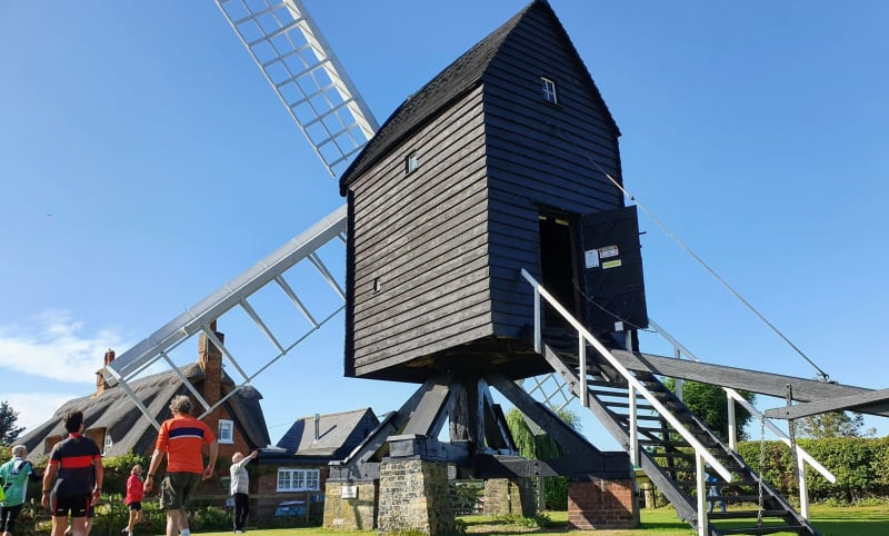 Read: Project to Save Bourn Windmill