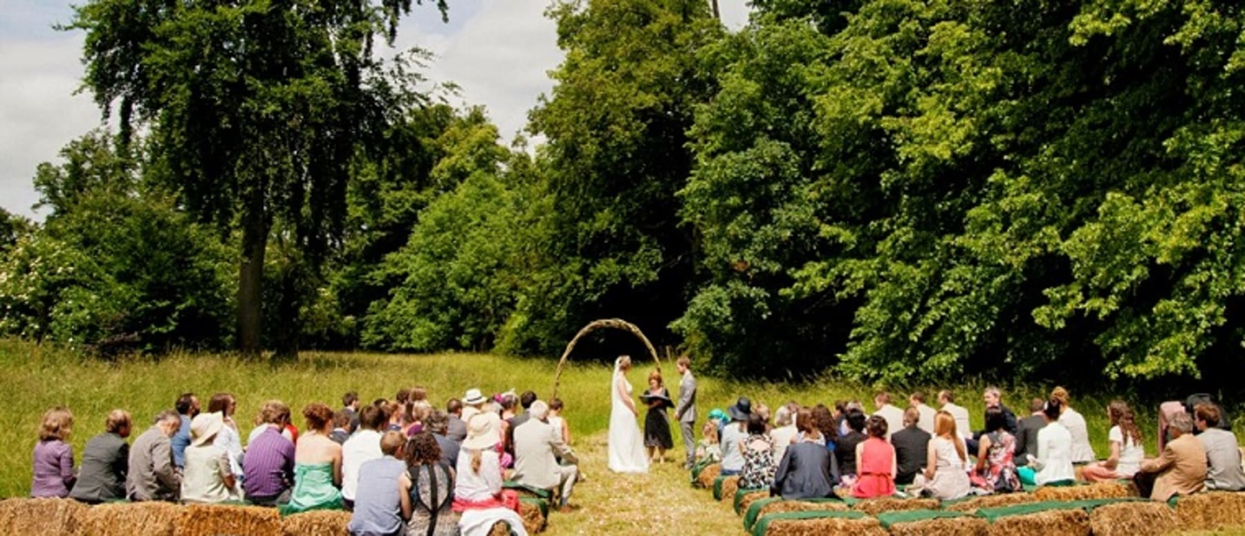 Cambridge Outdoor Wedding