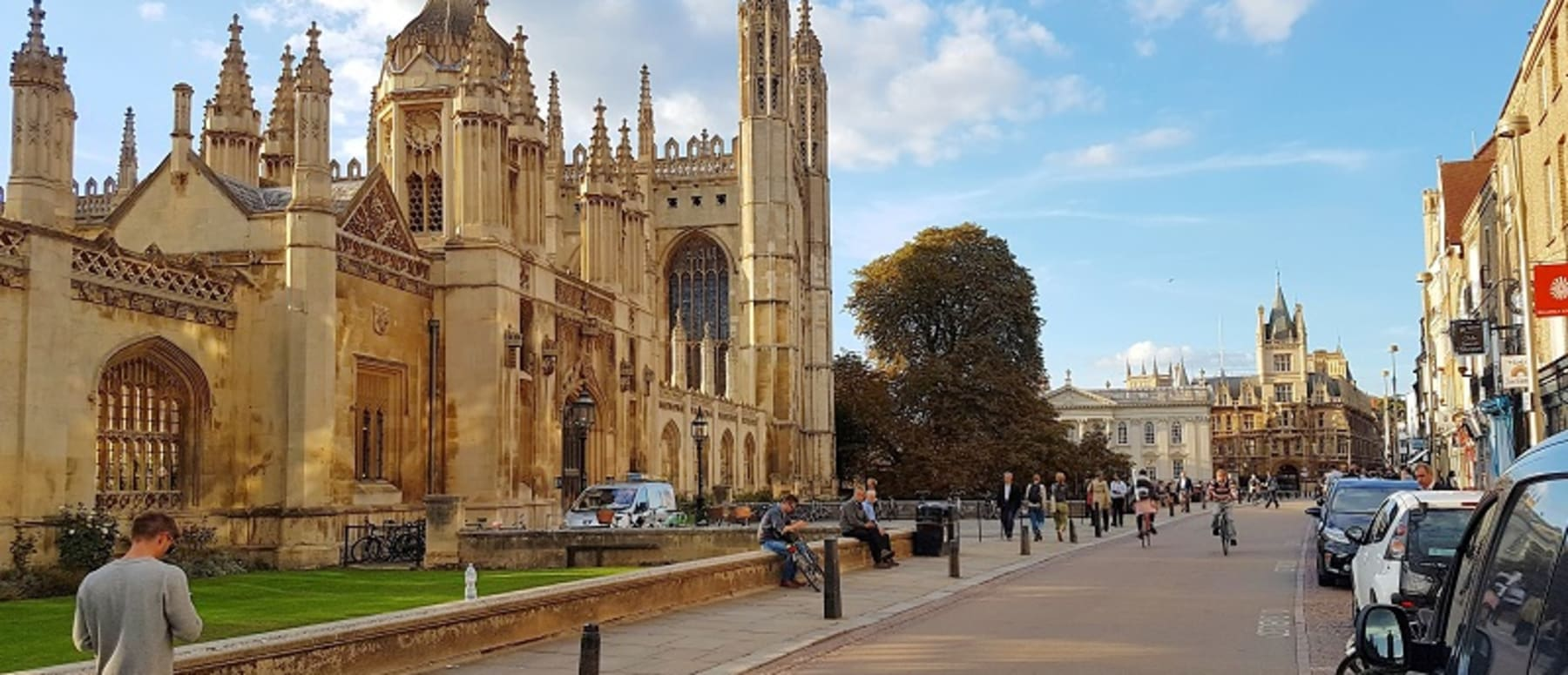 Vote for your City – Cambridge is shortlisted for England's Favourite Conservation Area Award
