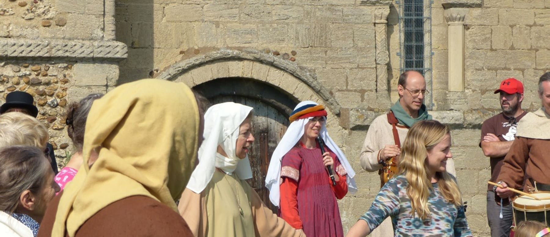 Cambridge Leper Chapel will be open for the Stourbridge Medieval Fair