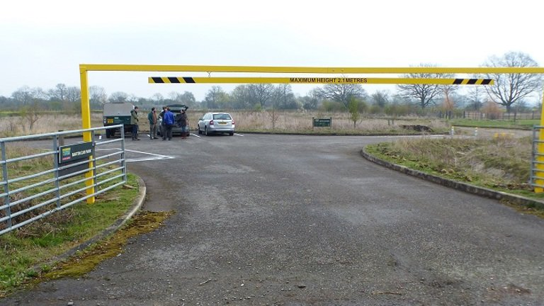 Coton Countryside Reserve Car Park Re-opens